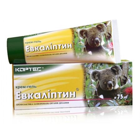 Эвкалиптин крем-гель (Кортес)