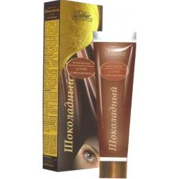 Крем-флюид для век Шоколадный с маслом какао