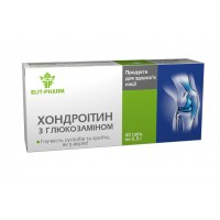 Хондроитин с  глюкозамином №40