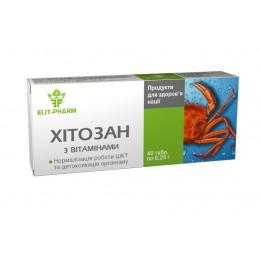 Хитозан с витаминами №50