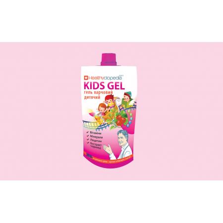 Гель пищевой детский KIDS GEL