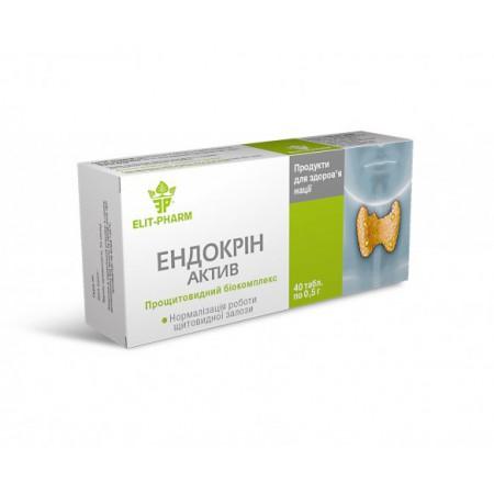 Эндокрин для щитовидной железы (ЭлитФарм)