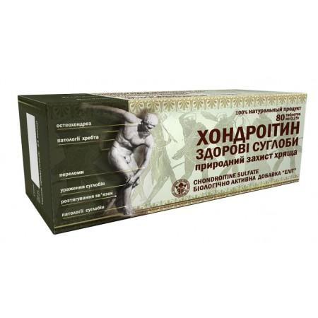 Хондроитин - Здоровые суставы №40