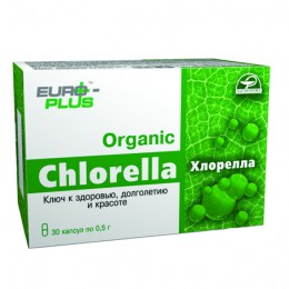 Хлорелла («Chlorella»)