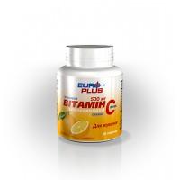 Витамин С+ со вкусом апельсина