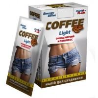 """Напиток для похудения """"Напиток кофейный растворимый Light Energy Drive"""", 10 пакетов"""
