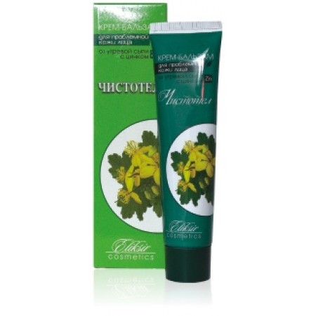 Чистотел - для проблемной кожи лица, от угревой сыпи