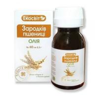 Масло зародышей пшеницы в капсулах (Экосвит Ойл)