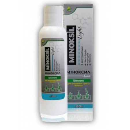 Шампунь для укрепления волос «Minoksil Light»
