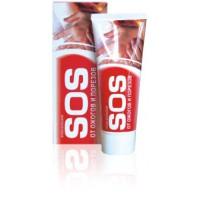 SOS - от ожогов и порезов